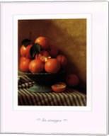 Still Life with Oranges Fine-Art Print