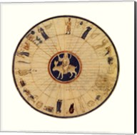 Astrological Chart II Fine-Art Print