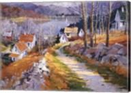 Lake View Fine-Art Print
