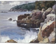 Rocky Coast Fine-Art Print