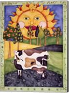 Daisy, Daisy Cow Fine-Art Print