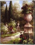 Secret Garden Path Fine-Art Print