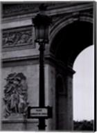 L'Arc De Triomphe Fine-Art Print