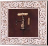 King's Screw 1800'S - border Fine-Art Print