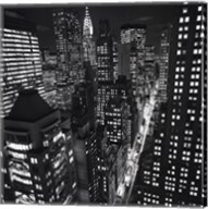 East 40Th Street, Ny 2006 Fine-Art Print