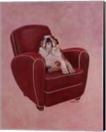 Bob The Bull Dog Fine-Art Print