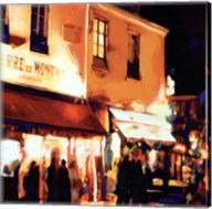 Paris La Nuit Fine-Art Print