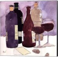 Vintage Reserve I Fine-Art Print