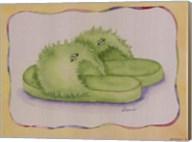 Fuzzy Lime Fine-Art Print