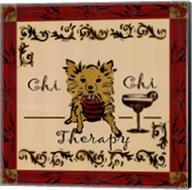Chi Chi Therapy! Fine-Art Print