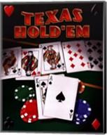Texas Hold 'Em Fine-Art Print