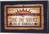 Same Day Service Fine-Art Print