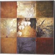 Orchid Nine Patch Fine-Art Print