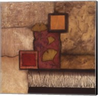 Autumn Gingko I Fine-Art Print