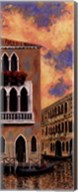 Venice Sunset II Fine-Art Print