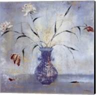 Le Vase Bleu Fine-Art Print