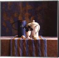 Striped Still Life I Fine-Art Print