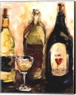 Glass Of White Fine-Art Print