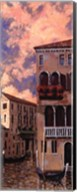 Venice Sunset I Fine-Art Print