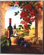Patio View Fine-Art Print