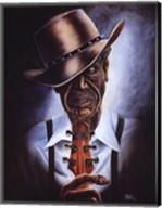 Blues Legend Fine-Art Print