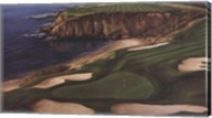 Course On The Cliffs Fine-Art Print