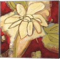 Jungle Gardenia I Fine-Art Print
