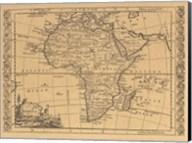 Africa, 1800 Fine-Art Print