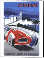 Le Grand Defi Monaco 18 Mars 1990 Fine-Art Print