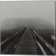 Misty Walk, Cape Cod Fine-Art Print