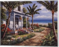 Summer House I Fine-Art Print