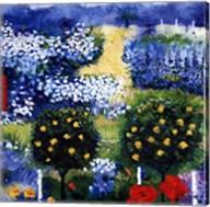 Rose Garden Fine-Art Print