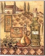 Flavors Of Tuscany I Fine-Art Print