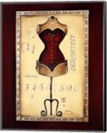 Taille De Robe I Fine-Art Print