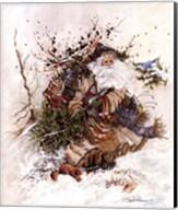 Woodland Wayfarer Fine-Art Print