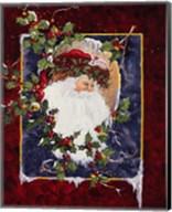 Santa's Portrait Fine-Art Print