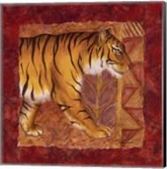 Tiger Safari Fine-Art Print