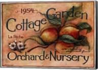 Cottage Garden IV Fine-Art Print