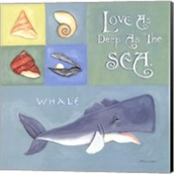 Love As Deep As The Sea Fine-Art Print