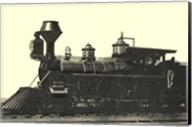 Locomotive I Fine-Art Print