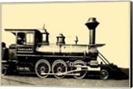 Locomotive II Fine-Art Print