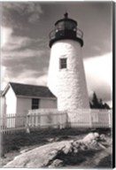 Pemaquid Point Light, Maine I Giclee