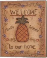 Pineapple Fine-Art Print