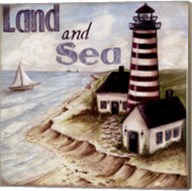 Land And Sea Fine-Art Print