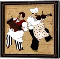 Musical Chefs I Fine-Art Print