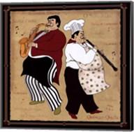 Musical Chefs II Fine-Art Print