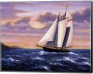 West Wind Sails Fine-Art Print