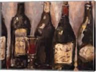 Wine Bar With French Glass Fine-Art Print