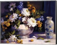 Blue And White Fine-Art Print