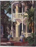 Coquina Court Fine-Art Print